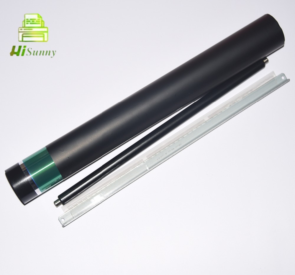 For Xerox WorkCentre 7132 7232 7242 WC7132 WC7232 WC7242 A set Together OPC Drum Cleaning Blade PRC Primary Charge Roller