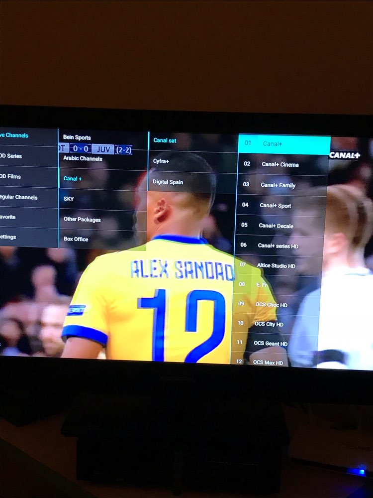 Leadcool QHD ТВ IP ТВ коробке 1 год подписки Европе французский Italia 1300 Каналы dalletek ТВ Android 6.0 ТВ коробка арабский IP ТВ top box