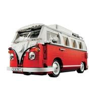 1354Pcs 2017 New Volkswagen T1 Camper Van Model Building Kits Bricks Toys Compatible With LegoINGly Technic