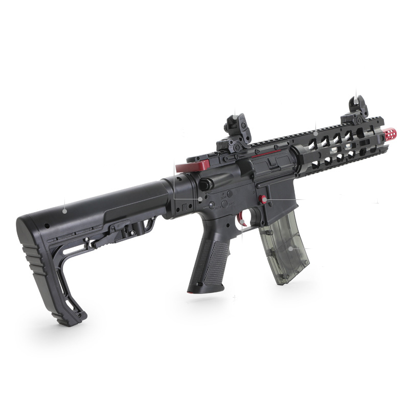 Outdoor Fun Sports Toy Guns For Children Airsoft Air Guns Electric Burst Toy Gun Water Bullet Sniper Gun Kids Birthday Gift