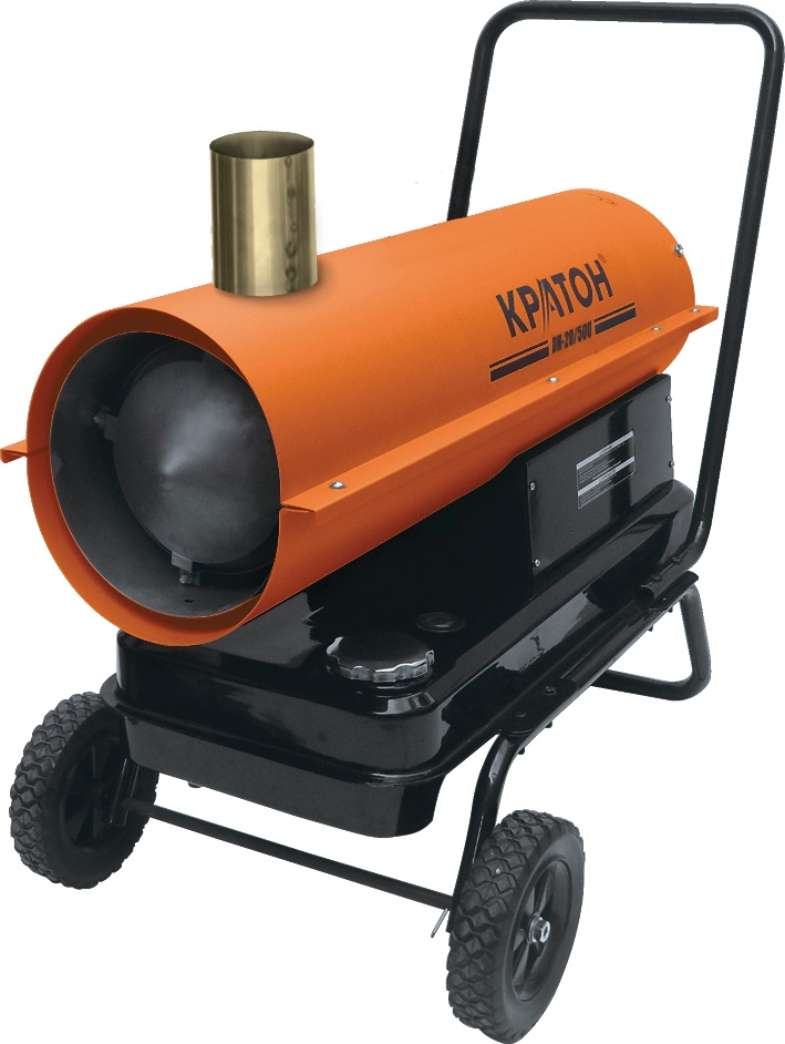 Heat gun diesel KRATON IDH-25/1000 aurora diesel heat 20