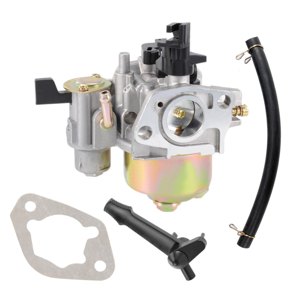 UXCELL Carburetor Carb For Honda GX160 GX168 5.5HP GX200 6.5HP Engine Replaces 16100-ZH8-W61 W Gaskets Choke Lever Generators UXCELL Carburetor Carb For Honda GX160 GX168 5.5HP GX200 6.5HP Engine Replaces 16100-ZH8-W61 W Gaskets Choke Lever Generators