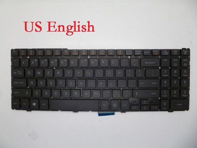 Laptop Keyboard for LG A540 A550 A560 A560-SVC A560-T QLG black US English AEQLGU1010 2B-04401Q110 BR Brazil 2B-42103Q100  laptop keyboard for lg a540 a550 a560 a560 svc a560 t black without frame us english aeqlgu1010 2b 04401q110