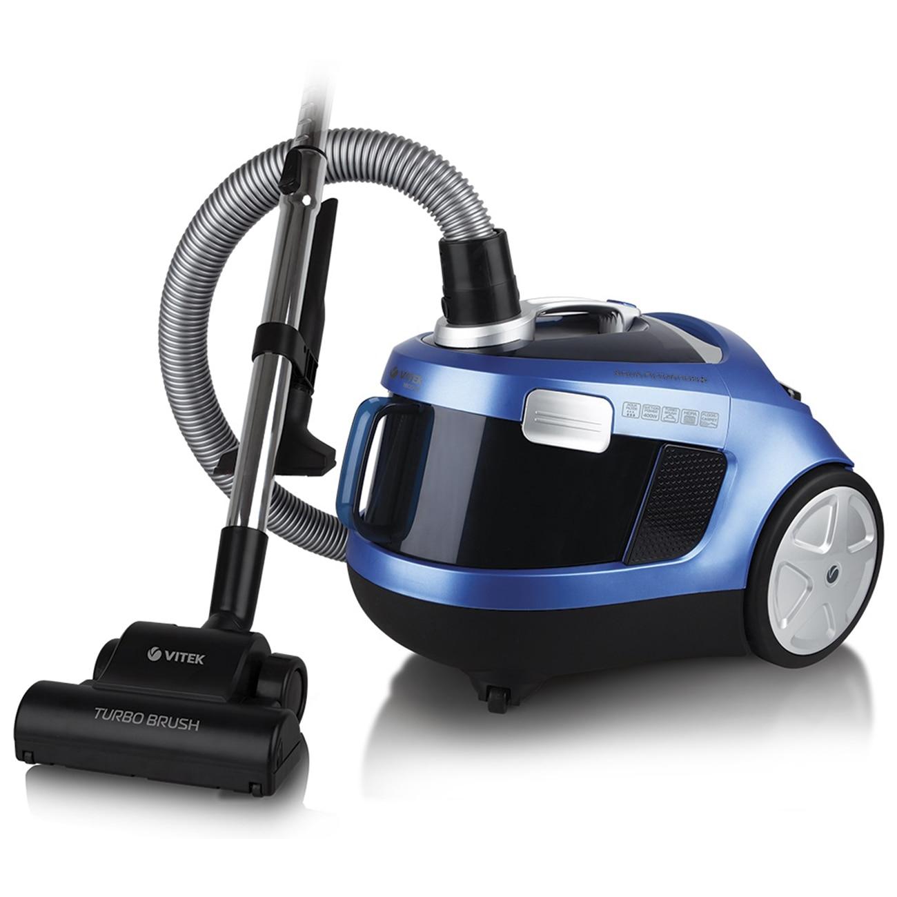 Electric vacuum cleaner Vitek VT-1886 B electric vacuum cleaner vitek vt 1833 pr