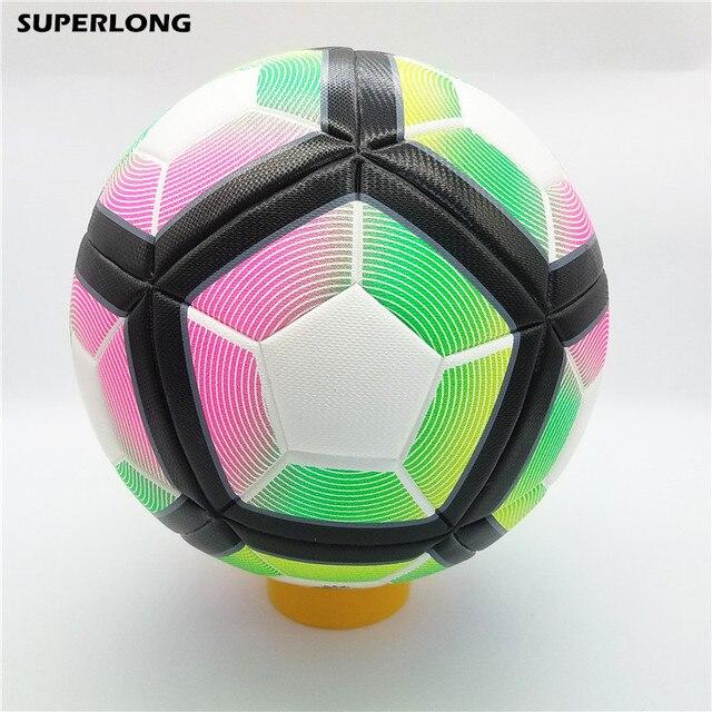 db906df906 Venda quente 2016-2017 Liga tamanho 5 bola De Futebol Jogo De Futebol  Trainning Profissional