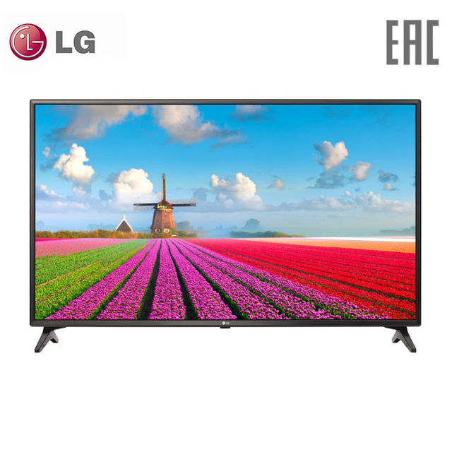 "Телевизор LED 43"" LG 43LJ610V(Russian Federation)"