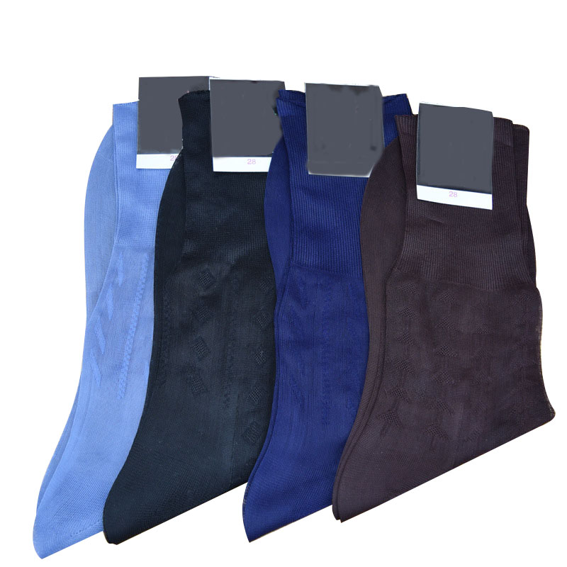 20pcs=10pairs Men Thin Nylon Short Socks Summer Breathable Durable Business Casual Solid Color Male Brand Sock Meias Calcetines
