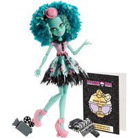Doll Monster High Hani Свамп Fear! Camera! Motor!