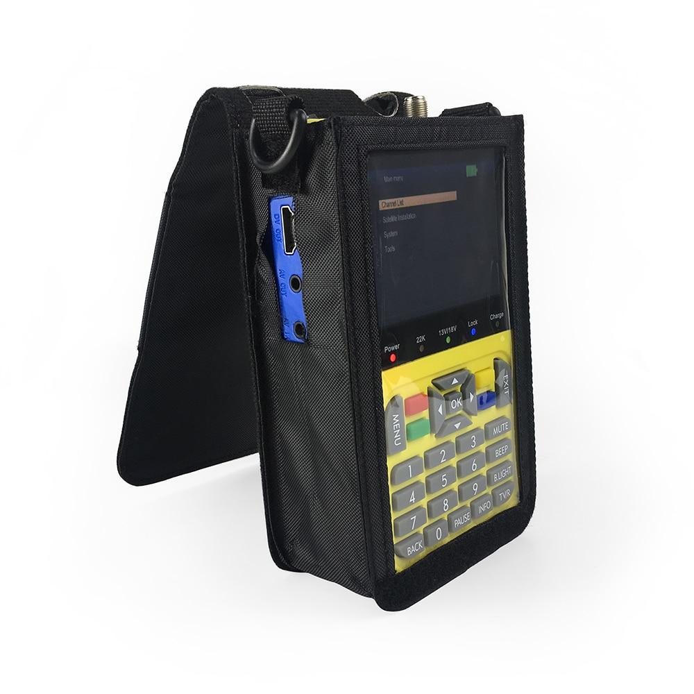 "Image 5 - GTmedia V8 Finder DVB S2 HD 3.5"" LCD Satellite Meter Satellite Finder PK Freesat V8 finder SAT Finder WS 6906 6916 6950 Receptor-in Satellite TV Receiver from Consumer Electronics"