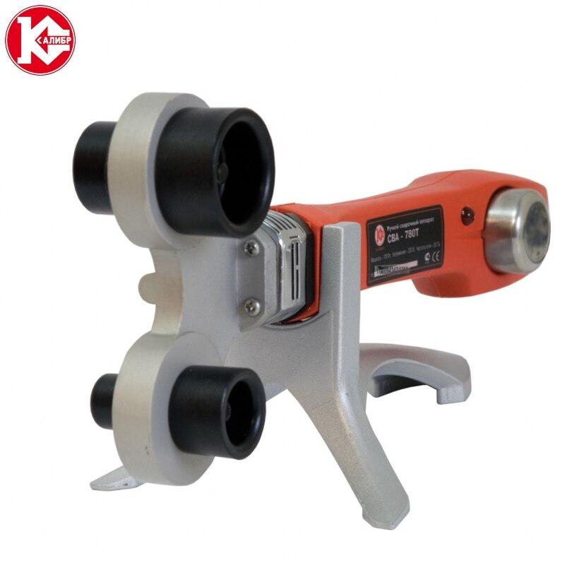 Сварочный аппарат для пластиковых труб Калибр СВА 780Т pipe welder tube welding machineplastic welder machine   АлиЭкспресс