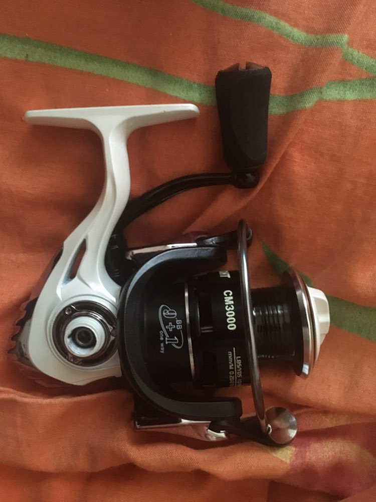 Seaknight CMII 2000 3000 4000 5000 Spinning Fishing Reel 5.5:1 9+1BB 7KG-13KG Max Drag Carp Fishing Reel With Free Spare Spool