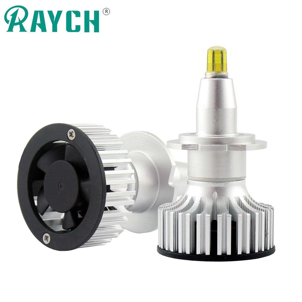 New R1 H7 turbo LED Bulb Cr ee 45W 360 Degree Auto Car Fog Light headlight