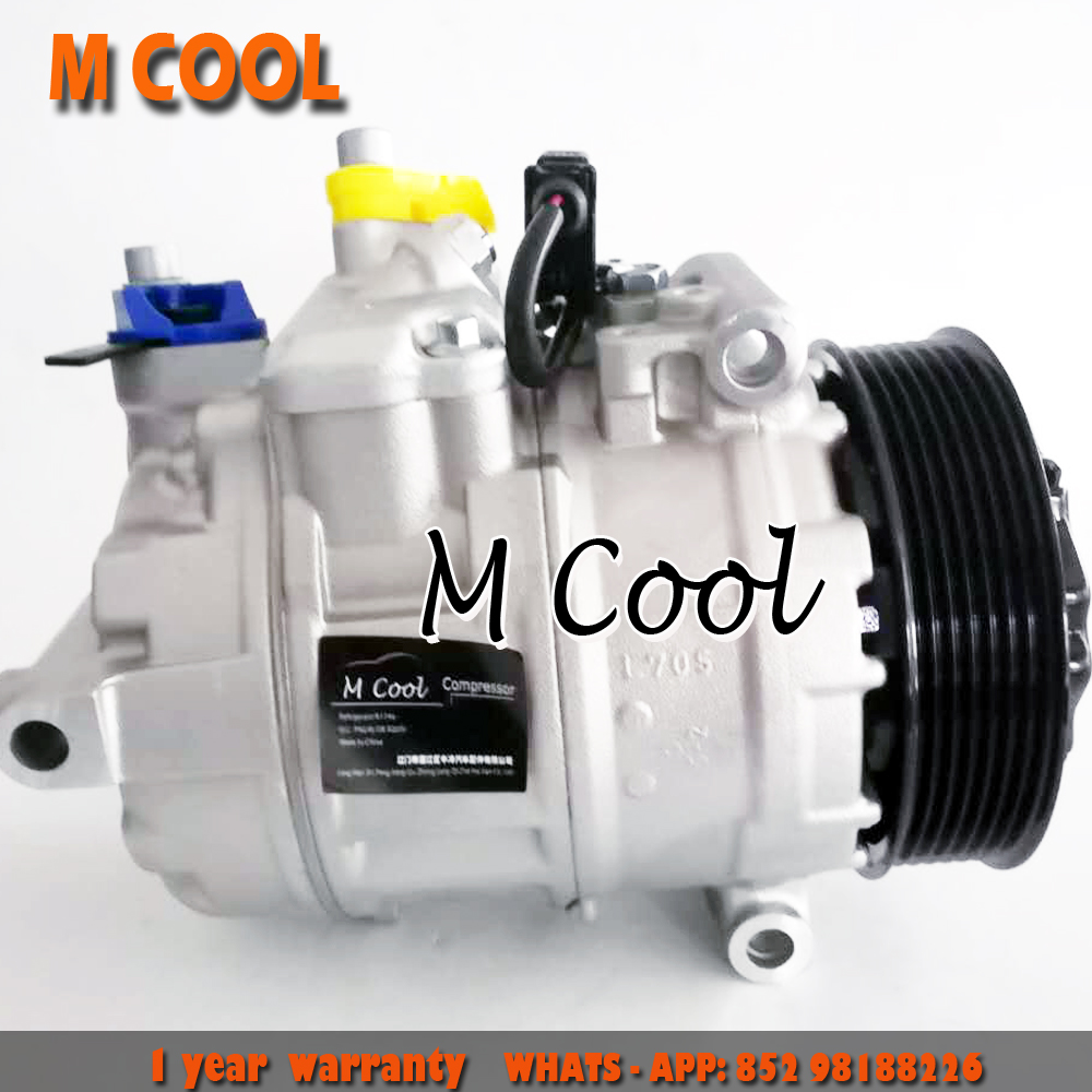 For porsche ac compressor for Porsche Cayenne wMCII