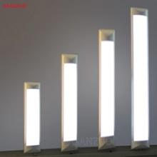10pcs 10W 30CM 20W 60CM 30W 90CM 40W 120CM LED Batten Tube Light Cool/Warm White 2835SMD LED Bar Linear light Flat Tube Lamps