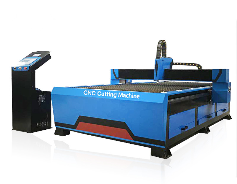 Hot sale 1530 cnc plasma cutting machine plasma cutter metal cutting machine for carbon steel stainless steel 1