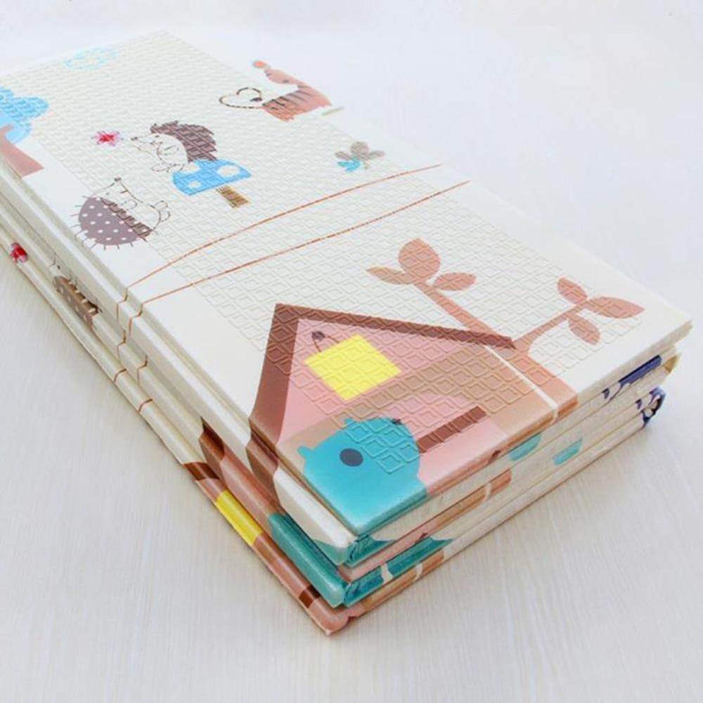 Tapis bébé tapis de jeu pour Enfants 180*200*1 cm Tapis de Jeu Tapete Infantile enfants Tapis Doux Tapis Bébé Ramper Bébé tapis de jeu