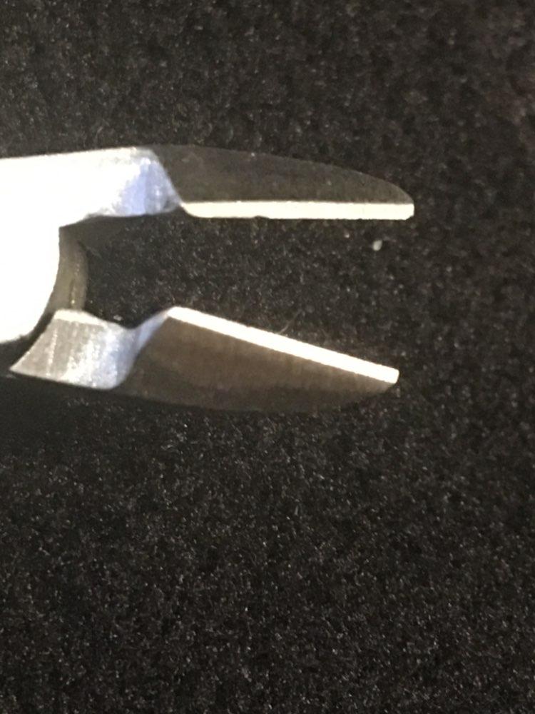 1pcs Fingernail Toenail Cuticle Nipper Trimming Stainless Steel Nail Clipper Cutter Cuticle Scissor Plier Manicure Tool