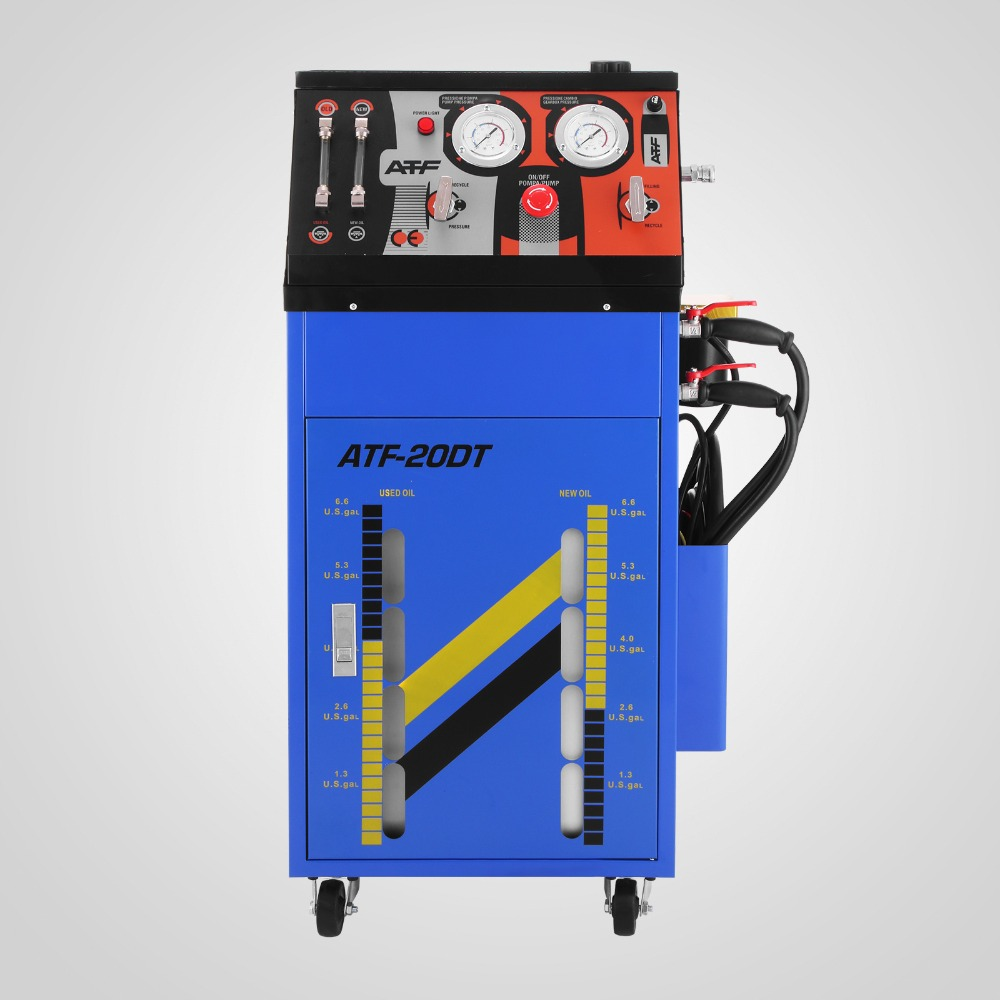 New Transmission Fluid Oil Exchange Flush Cleaning Machine