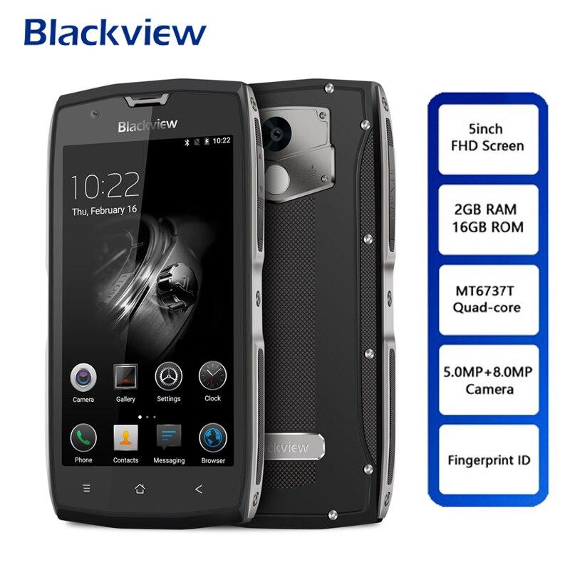 Blackview BV7000 IP68 Smartphone 5