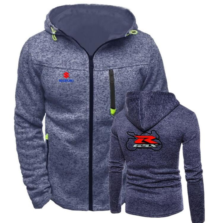 Verwonderend Men Hoodies Jacket AKRAPOVIC Print Cardigan Clothing Fashion Zip KR-52