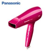 Panasonic EH-ND63-P865 Фен, 2000 Вт, 3 режима воздушного потока, Складная ручка, Быстрая сушка с дополнительным уходом, Компактный и легкий