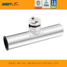 stainless steel 316 fishing rod holder of marine hardware for boat and yacht fishing