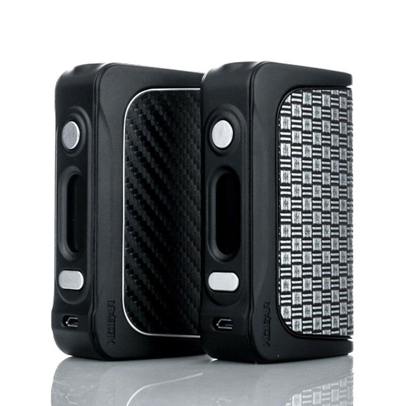 D'origine HCigar VT167 TC Mod Eectronic Cigarette Vaporisateur Mod Double 18650 167 W Avec Grand Écran OLED Affichage Evolv DNA250 Puce 510