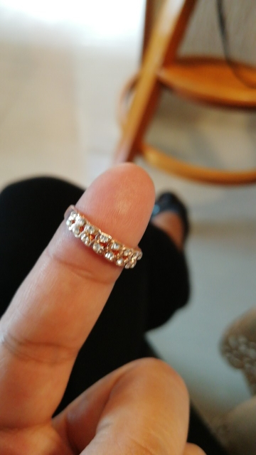 The Garden of Love Ring photo review