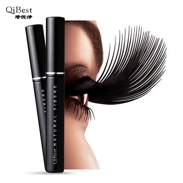 QiBest Eyelash 3D Fiber Lashes Special Effects Extended Fiber ...
