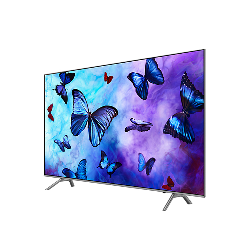 лучшая цена TV QLED 49'' Samsung QE49Q6FNAUXRU 4K SmartTV 4049inchTV 0-0-12 dvb dvb-t dvb-t2 digital