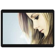 """Envío Libre de DHL Android 7.0 10.1 """"pc de la tableta 10 Core 4 GB RAM 64G 128 GB ROM 1920*1200 IPS Niños Regalo MEDIADOS 4G LTE tabletas"""