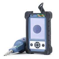 Komshine KIP-600V  Fiber Optic Inspection Microscope Probe with 3.5 inch Display Screen Monitor
