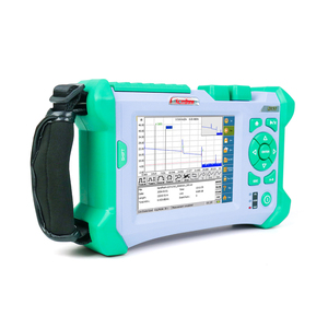 Image 4 - Komshine QX50 MS OTDR puede probar 850/1310/1550nm 21/30/28dB SM y fibra óptica mm
