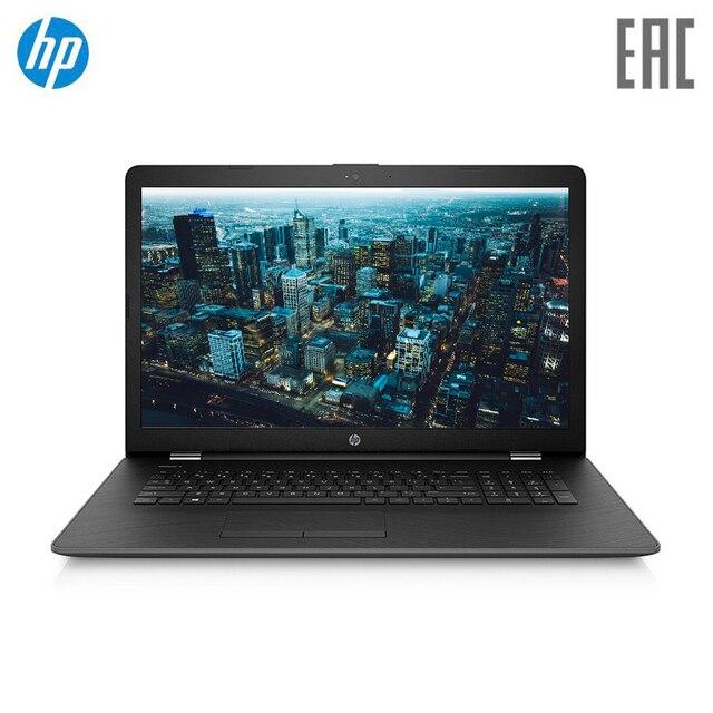 "Ноутбук HP17 17-ca0033ur 17.3"" HD+/AMD E2-9000E/4Gb/128Gb SSD/DVD-RW/DOS/эксклюзив/черный (4KH90EA)"