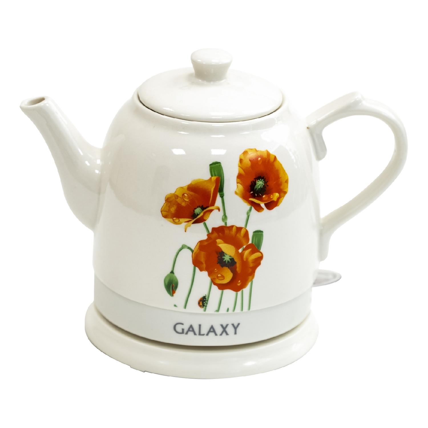 цена Kettle electric Galaxy GL 0506 онлайн в 2017 году