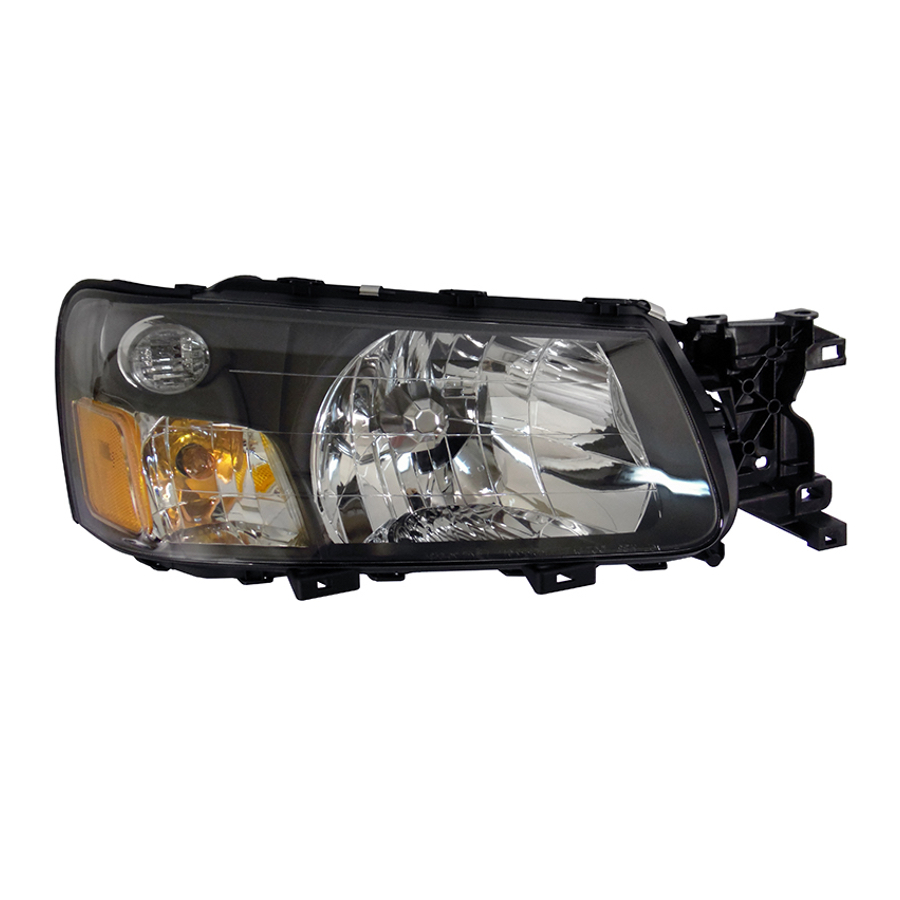 Headlight Right Fits Subaru Forester 2002 2003 2004 2005 Headlamp