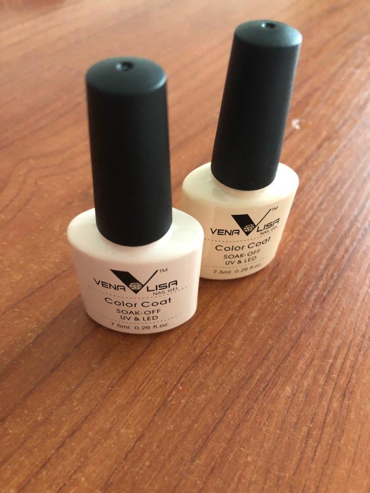 Новинка 2018 года; Бесплатная доставка; Nail Art Дизайн Маникюр Venalisa 60 цвет 7,5 мл Soak Off эмали Гель-лак LED УФ гель лак для ногтей лак