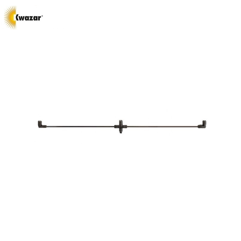 Rod with 3 nozzles KWAZAR Plant protection Spraying beam Orchard boom Irrigation boom Nozzle bar uk rk k wire wound bar rod coater for preparing coating device