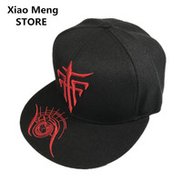 New Follow Foolish Fukanzenna Ketsumatsu Baseball Caps Hat Men Women Summer Cotton Fire Fire F Team