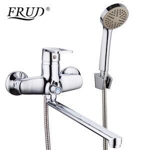 FRUD New 1 Set Bathroom Shower