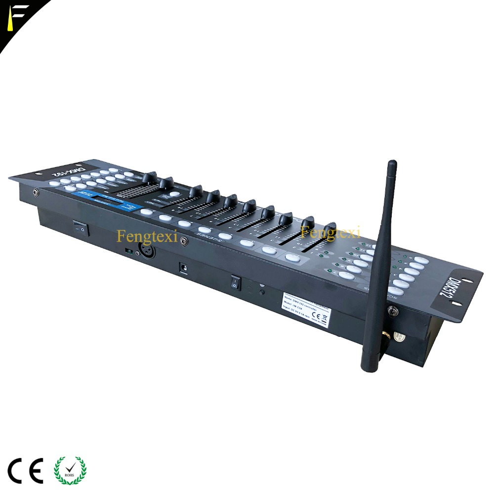 moving light controller