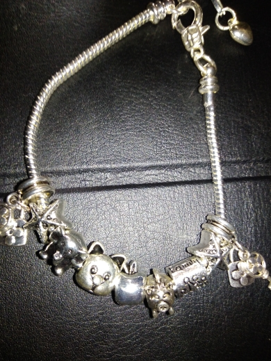 сердце necklac ожерелье; Кристалл и камень; серебро Пандора; Кристалл и камень;