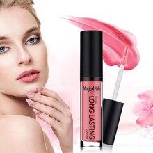 Lipstick 6Pcs/lot Beauty Cosmetic Fashion 6 Colors Long Lasting Makeup-Factory-Direct Matt