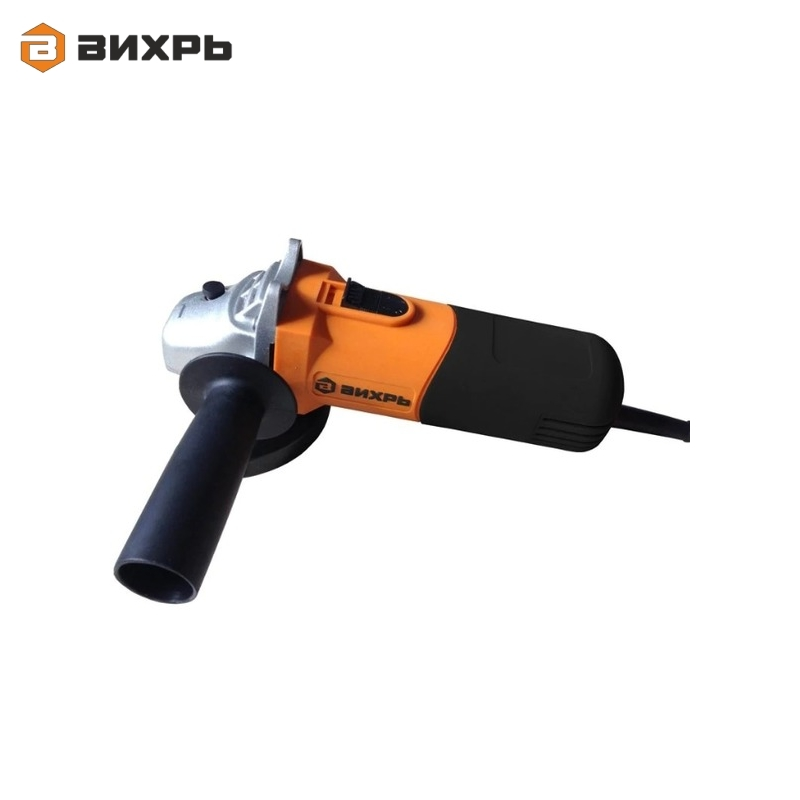 Angle grinder VIHR USHM-115/650 for grinding or cutting metal Electric portable grinder Angle drive grinder цена и фото