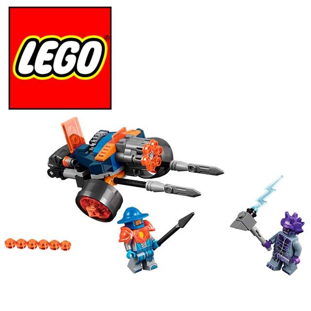 Конструктор LEGO Nexo самозодная артиллерийская  установка королевской гвардии 70347-L
