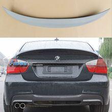 For BMW E90 Spoiler ABS Spoiler For BMW E90 M3 320i 320li 325li 328i With  Color