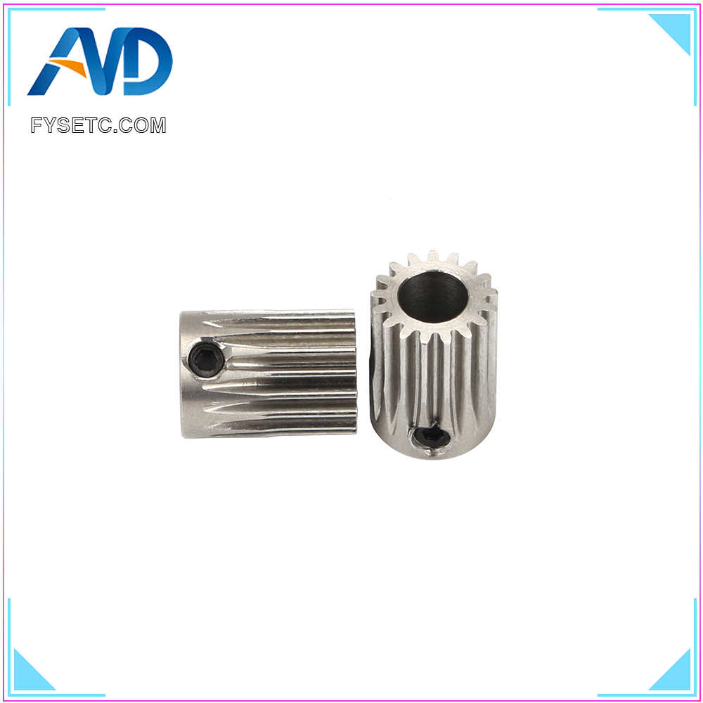 Detail Feedback Questions about BMG EXTRUDER SHAFT ASSEMBLY GEAR