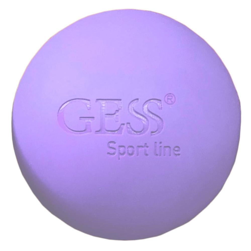 GUNA 60 mm fitness ball for relaxation Relaxation independently Massage ball for yoga Training fascia GESS vibrating massage ball electric massage roller fitness ball relieve trigger point training fascia ball local muscle relaxation