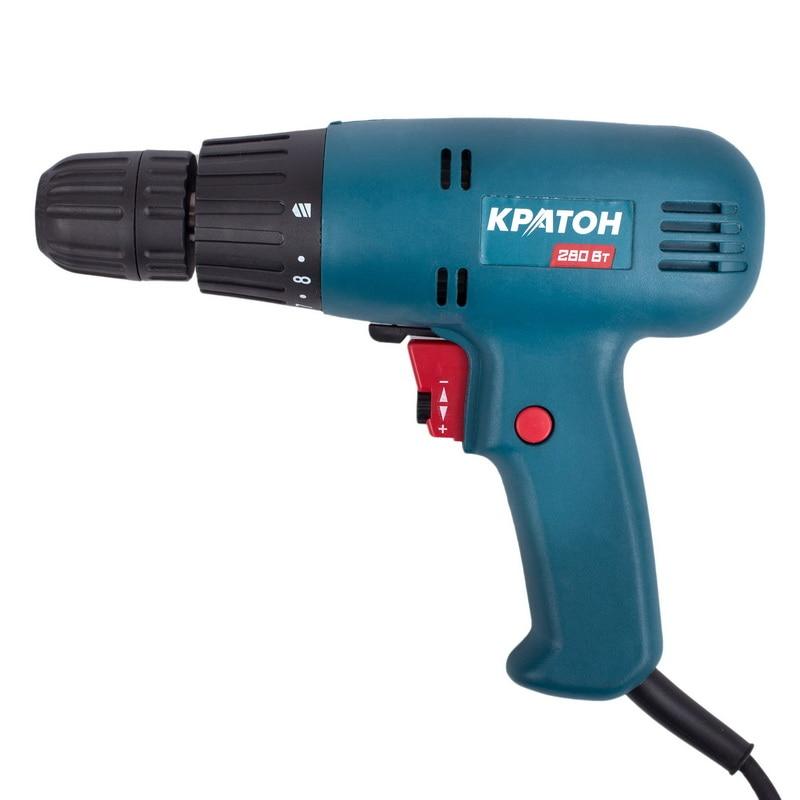 Drill-screwdriver KRATON ESDD-280/16 cordless drill screwdriver kraton cd 14 k