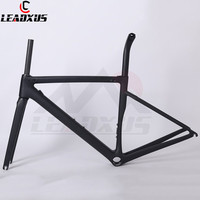 LEADXUS CLA550 Ultra Light Carbon Road Bike Frame T1000 Road Bicycle Frame Carbon Fiber Bicycle Frame 44/49/52/54/56/58cm